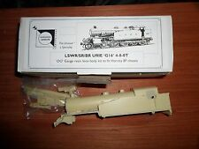 LSWR/SR/BR 'G16' 4-8-0T Resin body kit, 4mm finescale. Fits Hornby 8F chassis