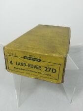 Vintage Dinky Toys Original Trade Box Only 27D Land Rover