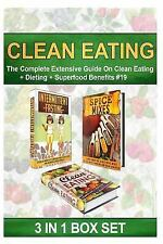 Clean Eating, Intermittent Fasting, Smoothies, Superfoods, Spice Mixes,...