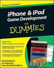 iPhone and iPad Game Development For Dummies (For Dummies (Computer/Te-ExLibrary