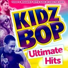 Kidz Bop Ultimate Hits by Kidz Bop Kids (CD, 2012, Razor & Tie) NEW