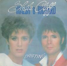 DISCO 45 Giri  SHEILA WALSH & CLIFF RICHARD - DRIFTING
