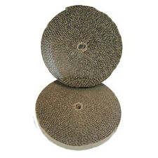 Bergan 60105 Turbo Scratcher Replacement Pads, 2 Per Pack