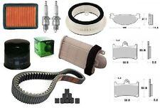 Kit Révision Courroie Galet frein filtre à air /à huile bougie Yamaha TMAX 08/11