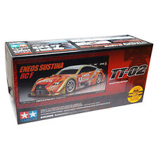 Tamiya 1:10 TT02 Eneos Sustina w/ESC EP Tourning RC Cars Kit On Road #58597
