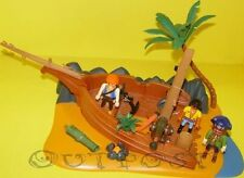 Playmobil - Piratenschiff / Piratenwrack #4136