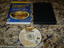The Magician's Handbook Cursed Valley (PC, 2008) Mint