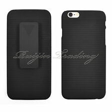 """Rugged Hard Case Cover & Belt Clip Holster Stand For Apple iPhone 6 Plus 5.5"""""""