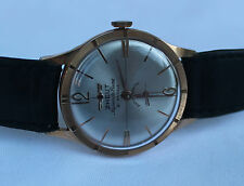 Zheut Super DeLuxe 21 Jewels Antimagnetic Vintage Herrenuhr