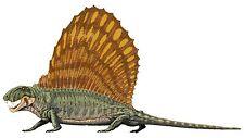 Aufkleber sticker dinosaurier dino jurassic wand kind zimmer Dimetrodon