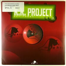 "12"" Maxi - K.K. Project - Get Funky - M820 - washed & cleaned"