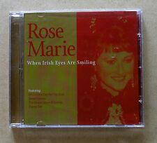Rose Marie - When Irish Eyes are Smiling, CD