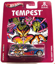 HOTWHEELS ATARI TEMPEST 1955 55' CHEVY PANEL VAN REAL RIDERS