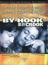 By Hook or by Crook (DVD, 2003) OOP  Gay Interest  NOT A RENTAL  Wolfe Video