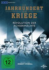 4 DVDs * DAS JAHRHUNDERT DER KRIEGE 3 - Revolution der Achsenmächte # NEU OVP +