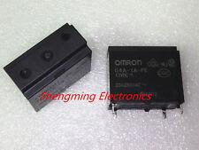 10pcs 4pins 12V G4A-1A-PE-12VDC 20A 250VAC OMRON Relay