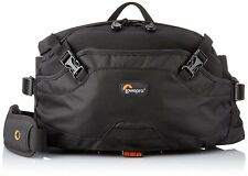 Lowepro Inverse 200 AW DSLR Camera Photo Bag Waist Packs Weather Cover (Black)