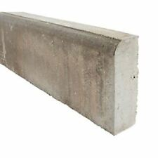 Bullnose Concrete Paving Path Edgings 150mm x 50mm x 915mm - 40 Length Deal