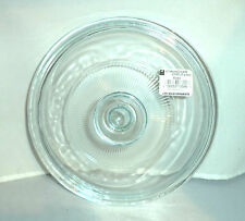 """NEW! PYREX G1C CORNING WARE FRENCH WHITE 2.5 QT  8 3/4"""" D REPLACEMENT LID"""