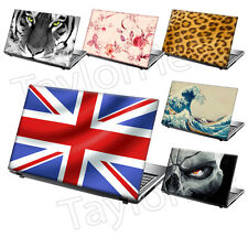"15,6 ""Notebook TaylorHe Skins Vinile Adesivo Decalcomania copre Made in UK NUOVA GAMMA"