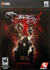 DARKNESS II *** LIMITED EDITION *** PC GAME (Brand New & Sealed)