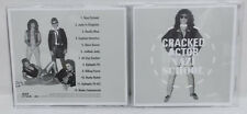 Cracked Actor Nazi School 12 Track Japanese CD Release 2010 Rare Photos Punk