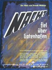 movie poster  Nacht fiel über Gotenhafen   Wilhelm Gustloff  ship catastrophe