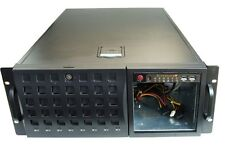 "Supermicro SC745 19"" Inches 4U Rack Server Chassis Case 4HE Case black/black"