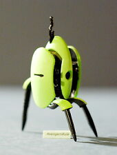 Portal 2 Series 2 Sentry Turret Mini-Figure Irradiated Open