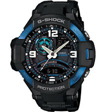 CASIO G-SHOCK GA-1000-2B DR Gravitymaster Aviation Watch