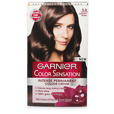 GARNIER COLOR SENSATION 5.0 LUMINOUS BROWN COLOUR CREAM