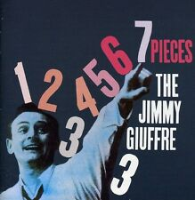 7 Pieces - Jimmy Giuffre (2011, CD NEUF)