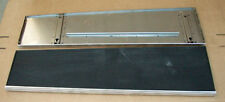 1930 1931 Model A Ford Car Running Boards Rubber & Stainless Trim Coupe Sedan