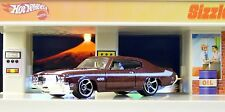 Hot Wheels / '70 Buick GSX / Burgundy / 2012