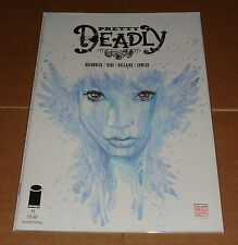 Image Comics Pretty Deadly #1 David Mack 2nd Variant Edition Kelly Sue DeConnick