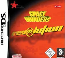 *Space Invaders Revolution DS* PAL Complete ELE7