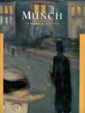 Edvard Munch (Masters of Art)-ExLibrary