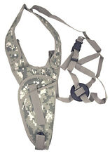 ACU Camo Gun Vertical Shoulder Holster Hunt BB Airsoft Pistol Handgun 21271ACU