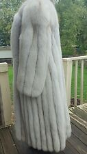 Fox Fur Coat,Size Tall 14-16