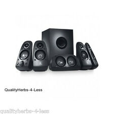 Logitech Z506 75 Watt 5.1 Surround Sound System For Home PC 5 Speakers + 1 Sub