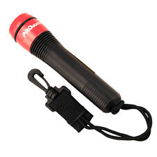 Promate LED Dive Flashlight Torch Waterproof Scuba Underwater Light - 400 Lumens