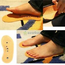 SN9F Foot Care Feet Insole Massager Shoe Pads Magnetic Therapy Thenar Massage