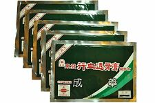 NEW Dong-Fa Herbal Hot Patch For Blood Circulation Pain Relief -10 Large Patches