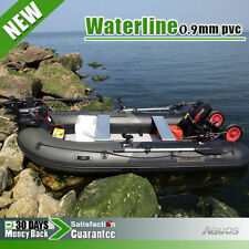 9.8' Inflatable Boat fishing boat Tender Dinghy Raft Zodiac Mercury avon Type N