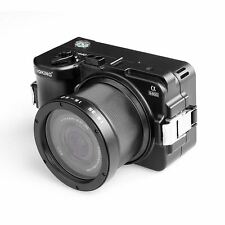Voking Aluminium Alloy Underwater Camera Housing Case for Sony A6300