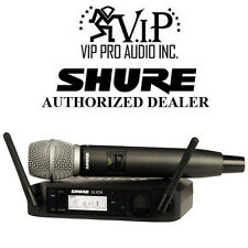 Shure GLXD24/SM86 Z2 Digital Handheld Wireless SM86 Microphone System (Z2 Band).