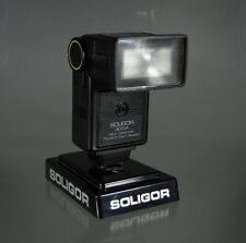 Soligor 30 dado que multi-dedicated tiristor zoom Bounce Flash Flash - (50198)