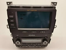 Acura Autoradio Radio 6-Disc-CD Player Sterero Dolby DVD Display # 78200-S3V