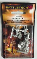 Battletech Beowulf IIC Mech Prototypes - 45 ton) 20-5048 Click for more Savings!