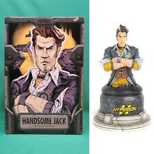 "Borderlands Handsome Jack Bust 7"" Limited Edition Porcelain Statue Figure NIB"